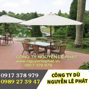 Bán Dù Che Nắng Lệch Tâm Che Quán Cafe Nhà Hàng Resort tại Bà Rịa Vũng Tàu Giá Rẻ [SHIP TẬN NƠI UY TÍN]