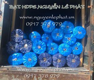 đơn vị sản xuất bán lẻ bạt chống thấm hdpe giá rẻ tphcm độ dày 0.5mm 1mm