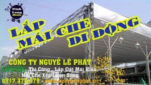 Lắp Đặt Bạt Mái Hiên Mái Xếp Lượn Sóng Di Động Tại Hà Nội TPHCM Giá Rẻ , Bạt Xếp Che Nắng Mưa