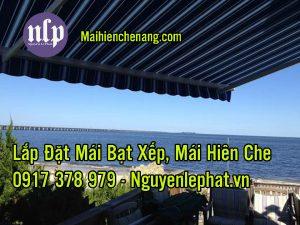 Bạt che nắng mưa chuyên dụng tại Nguyễn Lê Phát| Mái hiên giá rẻ